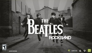 harmonix Beatles Rock Band