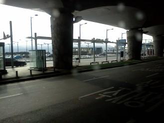Ventana del bus