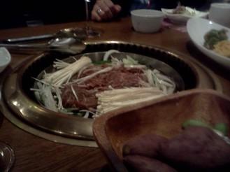Bulgogi Brothers, comida tipica Coreana
